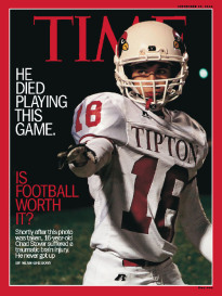 Time Football Cover