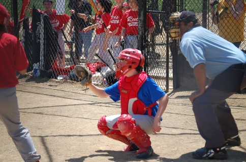 Jacen Catching