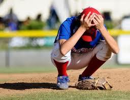 Mercy Rule Baseball Player