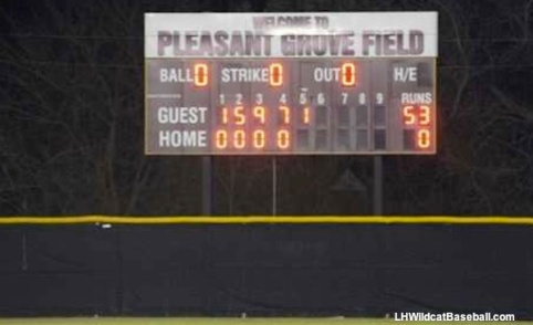 Mercy Rule Baseball