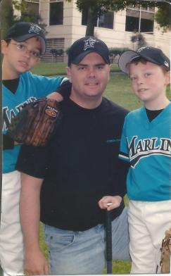 Marlins Little League Picture